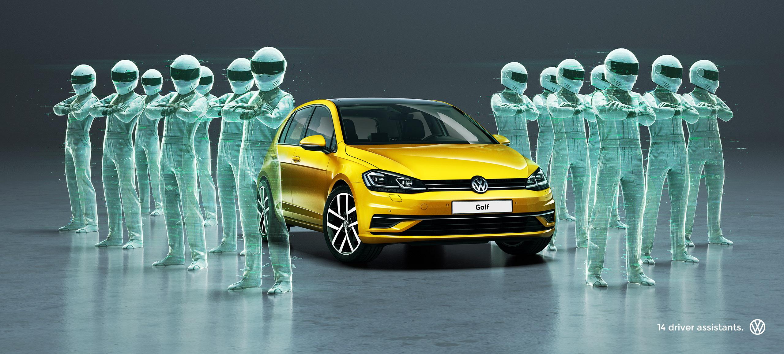 VW - 14 driver assistants